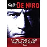 Robert De Niro : Le fan + Midnight run + Mad dog and glory