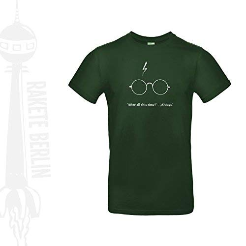 Herren T-Shirt After all this time?-Always Baumwolle
