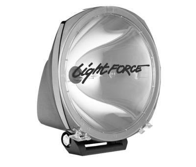 Lightforce DL210H 12V 35W 5000 Degree K 210mm Single Unit HID Spot Beam Driving Light ()