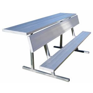 7.5' Players Bench - 2
