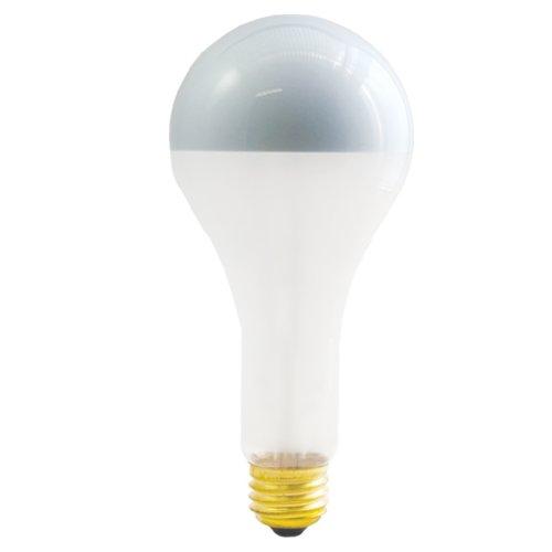 Bulbrite 150W 120V PS25 Half Silver E26 Base 120v Ps25 Light Bulb