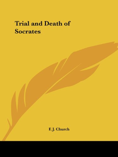 Trial and Death of Socrates (Golden Treasury)