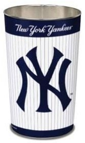 Wincraft New York Yankees Wastebasket (Wincraft Metal)