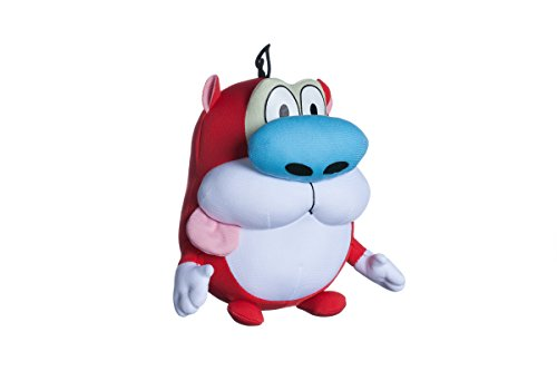 Nickelodeon Super Deformed Plush Classic '90s Nick Toons Stimpy Figure 90s Animal