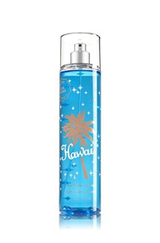 ne Fragrance Mist Hawaii Coconut Water & Pineapple ()