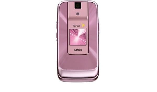 amazon com sanyo katana dlx pink sprint cell phone cell phones rh amazon com User Manual PDF Instruction Manual Example