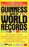 Guinness Book of World Records 1991, Donald McFarlan and Norris McWhirter, 0553289543