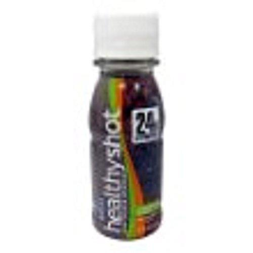 Healthy Shot Grape Cranberry Protein Beverage, 2.5 Ounce -- 24 per case.