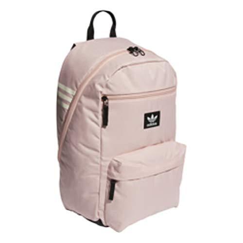 adidas Originals Unisex National Backpack, Pink Spirit, ONE SIZE by adidas Originals