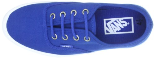 Lite adulte mixte Blue Authentic Baskets Bleu mode Vans SxFnOBwqn