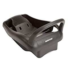 Add an extra stay-in-car base for your Maxi-Codi Mica Max infant car seat to your family's second car, so you're ready to travel whenever you need to. With an additional car seat base, there's no need to slow down for reinstallation of the ba...