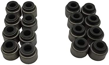 WOVELOT 12210-PZ1-003 12211-PZ1-004 rubber valve stem seal oil seal for Honda Civic EK3