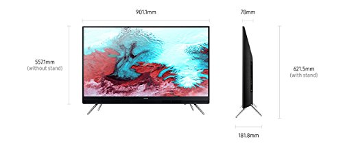 Samsung 100 cm (40 inches) 40K5100 Full HD LED TV (Black)