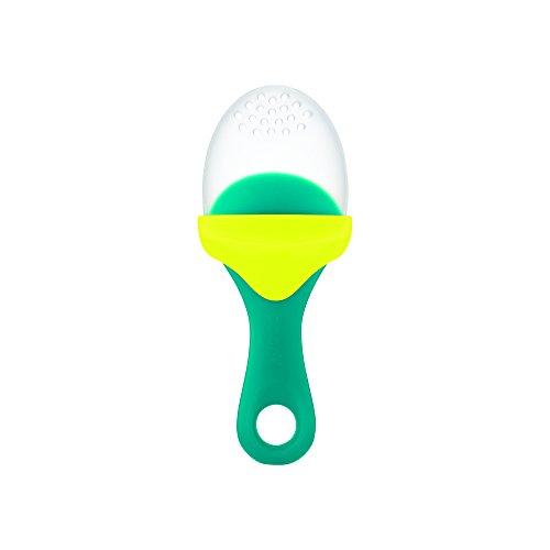 Boon Pulp Silicone Feeder Green