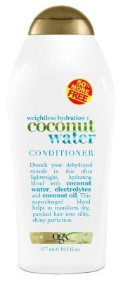 Ogx Conditioner Coconut Water Hydration 19.5oz Bonus Size (3 Pack)