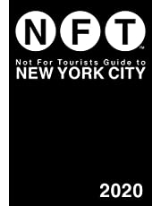 Not For Tourists Guide to New York City 2020