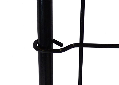 Zippity Outdoor Products Wf29002 Garden Metal Fence 42