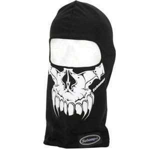 Schampa Skull Balaclava - Schampa Traditional Lightweight Skull Balaclava by Schampa