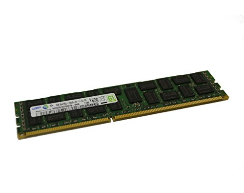(Samsung 8GB 2RX4 PC3L-10600R 1333MHz 240 pin Memory M393B1K70DH0-YH9)