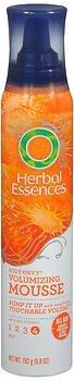 - Clairol Herbal Essences Body Envy Volumizing Mousse - 6.8 oz, Pack of 2
