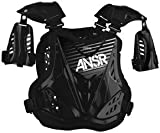 Answer Racing Nova Roost Deflector - Black