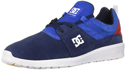 athrow SE Skate Shoes, Navy/Red 12 M US ()
