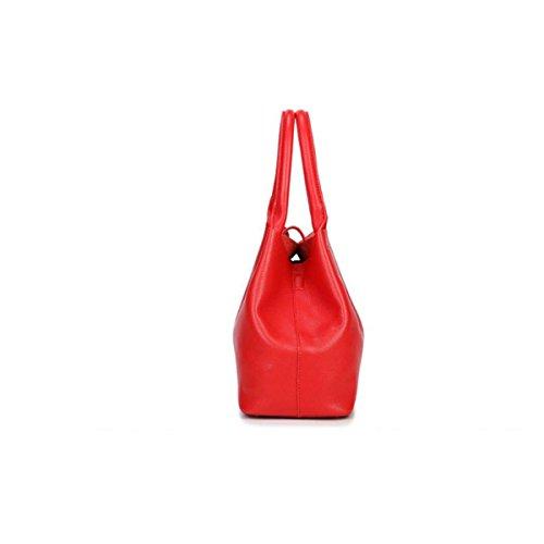 Bolso De Bandolera De Agua Para Mujer De CHFUD Bolso De Mano De PU Red