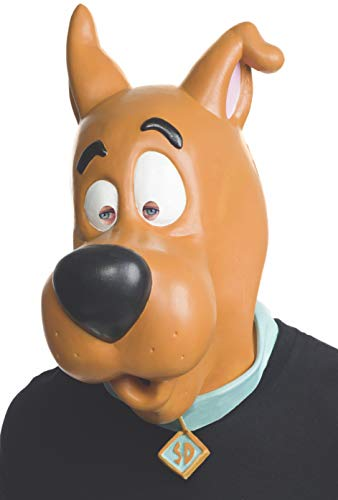 Rubie's Men's Scooby-Doo Overhead Latex Mask, Multi, One Size ()