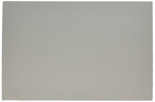 Unmounted Linoleum - Speedball Unmounted Linoleum, 6 x 8 Inches, 1/8 Inch Thick, Battleship Gray - 401962