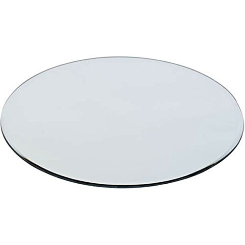 """WGV 12 Pack - 10"""" Floral/Craft Mirror Round with"""