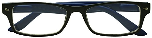Mens Negative Strength Prescription Power -1.75 Optic Vision Eyewear Glasses