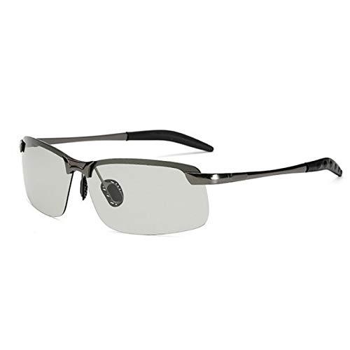 MUZI Black Exteriores light conducción Light de 1 para UV para protección Hombre Sol para black polarizadas 1 Ligeras Gafas r76qAwr