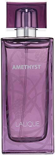 Lalique Amethyst Gift Set with Eau de Parfum Spray and Necklace