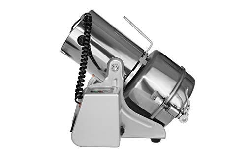 Marada 750g Pulverizer Grinding Machine Stainless Steel 25000 r/min Pulverizer Machine for Kitchen Herb Spice Pepper Coffee Powder Grinder (750g)  by Marada (Image #8)