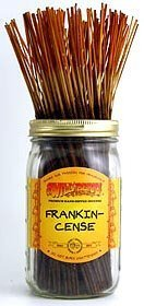 Frankincense - 100 Wildberry Incense Sticks