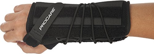 ProCare Quick Fit Wrist Support Brace