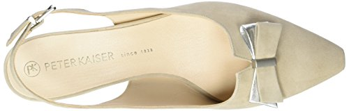 Silber Peter Tacco sand Suede Beige 206 Donna 22767 Scarpe Col Kaiser Corfu rZWHrqz4
