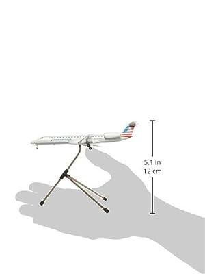 Gemini200 American Eagle ERJ-145 New Livery Airplane Model (1:200 Scale)
