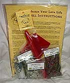 Ready To Cast Enhance Your Love Life Ritual Spell Kit Includes Instructions and Tools