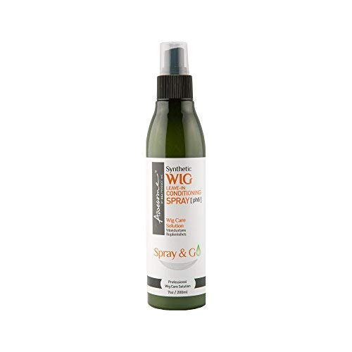 Awesome Synthetic Wig Leave-in Conditioning Spray [pH6] Spray & Go 7 Fl Oz