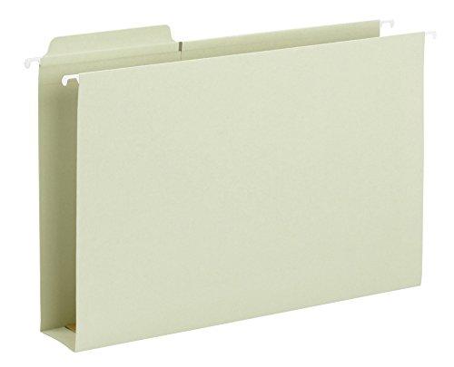 Smead FasTab Hanging Box Bottom File Folder, 2