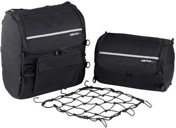 Dowco Rally Pack Luggage Set - Black by Dowco