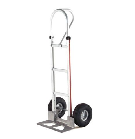 Magliner Hand Truck 52'' Tall with Vending Loop Handle 18'' Nose 10'' Air Tire