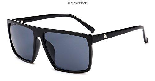 ZHANGYUSEN photochromiques lunettes C1 Homme surdimensionné miroir soleil hommes Lunettes homme de de Lunettes soleil SIrqUwS1