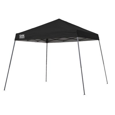 Quik Shade Expedition Instant Canopy, Black