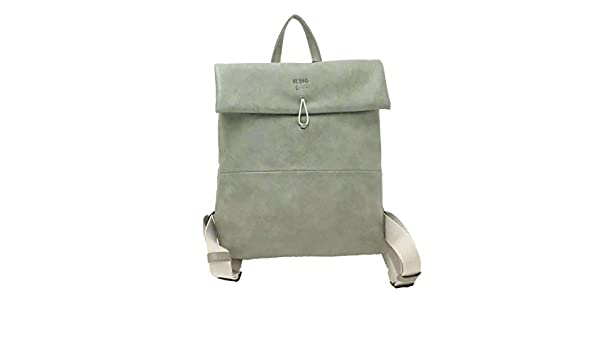 Slang Mochila-bolso EFY6 ELASTIC FOR YOU Verde claro: Amazon.es: Zapatos y complementos