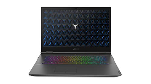 Lenovo Legion Y740 Gaming Laptop, 17.3 Inch FHD (1920 X 1080) G-SYNC IPS Display, Intel Core i7-8750H Processor, 16GB DDR4 RAM, 512GB NVMe SSD, NVIDIA GeForce RTX 2080, Windows 10, 81HH0037US, Black