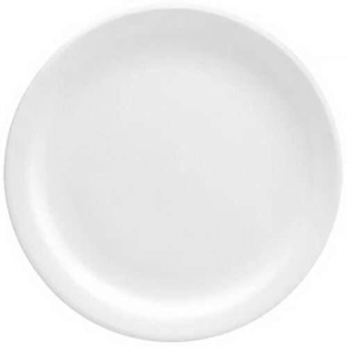 - Oneida Foodservice F8000000139 Narrow Rim Dinner Plate, 9