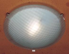 PLC Lighting 22219 BK 1-Light Ceiling Light Contempo Collection