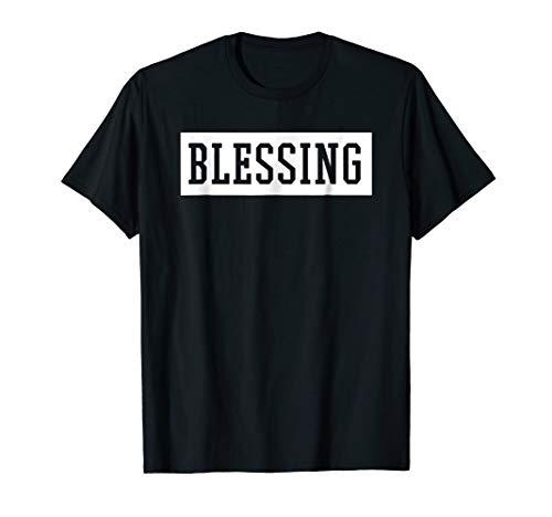 Pun Halloween Costume Shirt - Blessing in -
